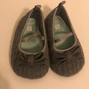 Fabric Mary Janes - Toddler Size 4